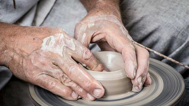 poterie en Algérie
