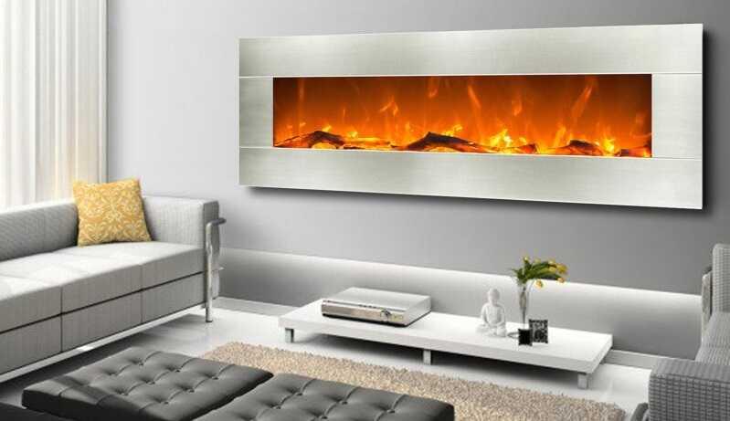 Faire le choix d'une cheminée éclectique